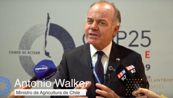 Agricultura, agua, clima y alimentación: puntos clave en la COP25