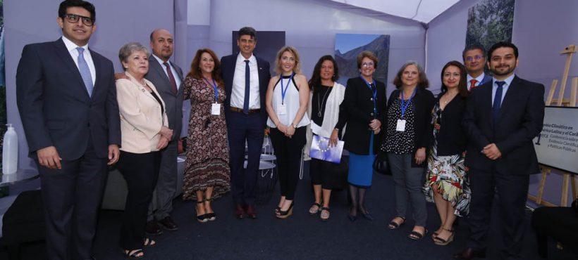 """Día 2 """"Primera Conferencia sobre Cambio Climático, Evidencia Científica y Políticas Públicas para América Latina y el Caribe"""""""