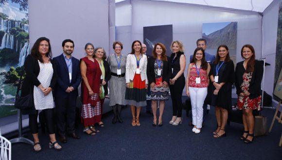 """Día 1 """"Primera Conferencia sobre Cambio Climático, Evidencia Científica y Políticas Públicas para América Latina y el Caribe"""""""