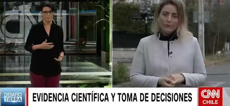 """[Futuro 360] Patricia Morales recalca la importancia de """"darle el peso a la ciencia"""" en la lucha contra el cambio climático"""
