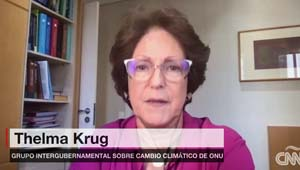 [CNN] Ya no se discute que las actividades humanas están ligadas al calentamiento global, dice vicepresidenta de grupo de expertos de la ONU