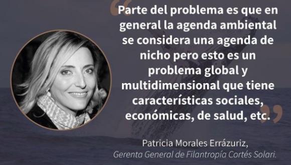 """[Radio Conquistador] Revisa la entrevista a Patricia Morales en """"Historias de Futuro"""""""
