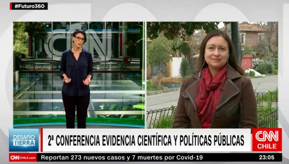 """[Futuro 360] Ana María Molina: """"El cambio climático nos necesita desde la multidisciplina"""""""