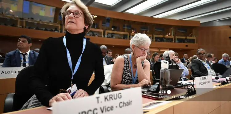 """[La Tercera] Ko Barrett, vicepresidenta del IPCC: """"Los efectos del cambio climático ya no se pueden revertir en nuestras vidas"""""""